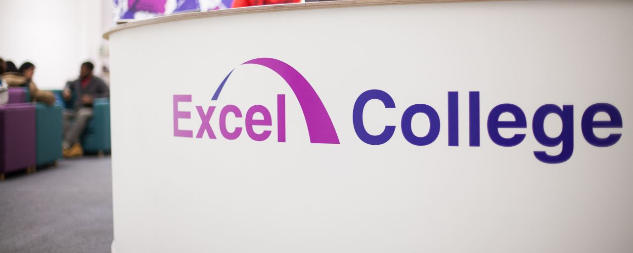 excel college manchester english uk north