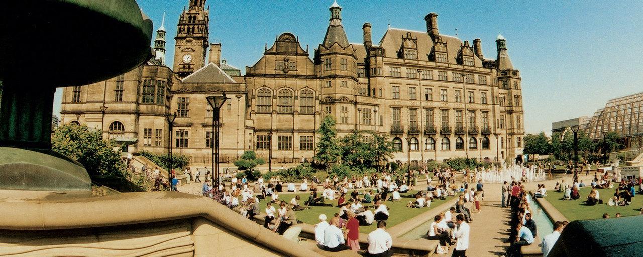 Sheffield English Uk North